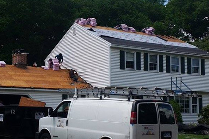 residential roofing contractor ct